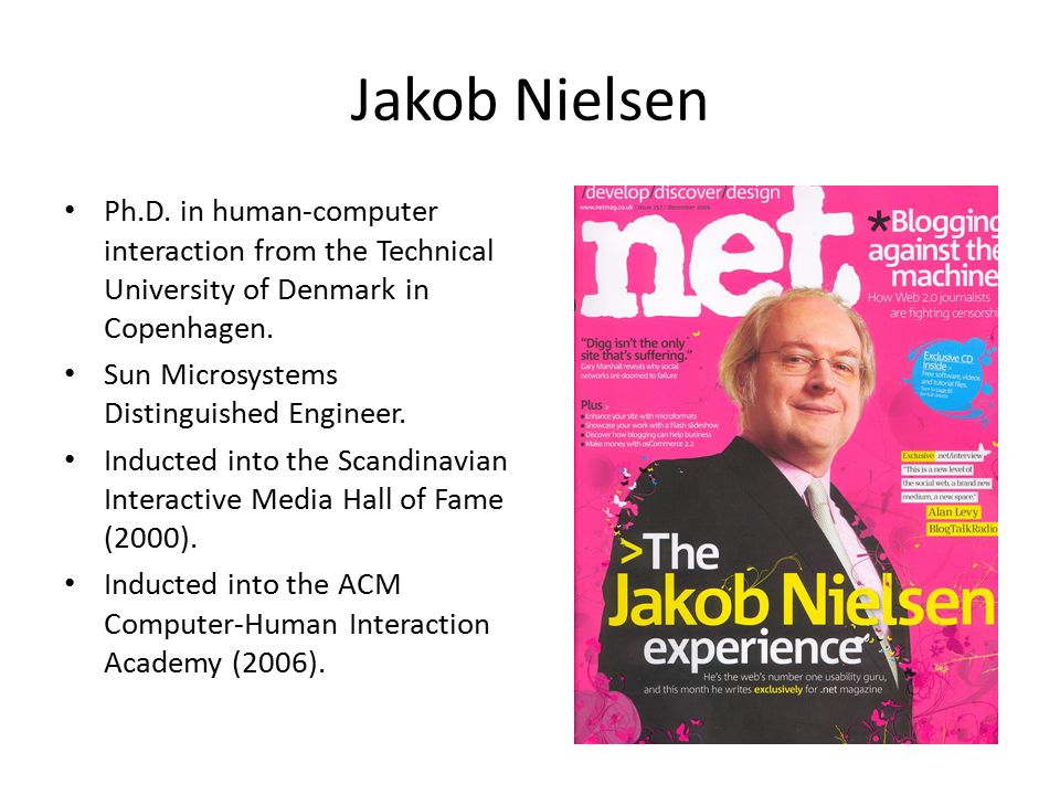 Jakob Nielsen's Ten Usability Heuristics (1 – 5) Visibility of system status The system should always keep users informed about what is going on, through appropriate feedback within reasonable time.