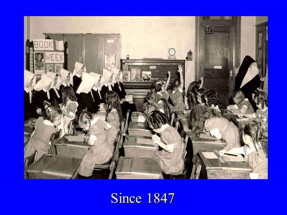 Since 1847