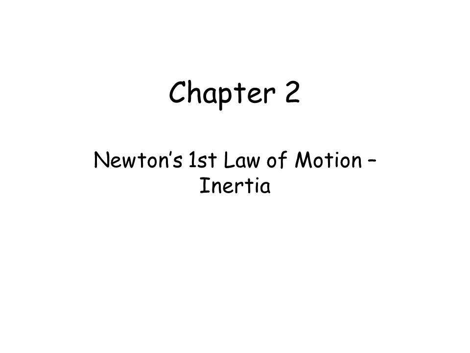 Newton's 1st Law of Motion Aristotle on Motion Copernicus and the Moving Earth Galileo and the Leaning Tower Galileo's Inclined Plane Newton's 1 st Law of Motion Net Force The Equilibrium Rule Support Force Equilibrium of Moving Things The Moving Earth