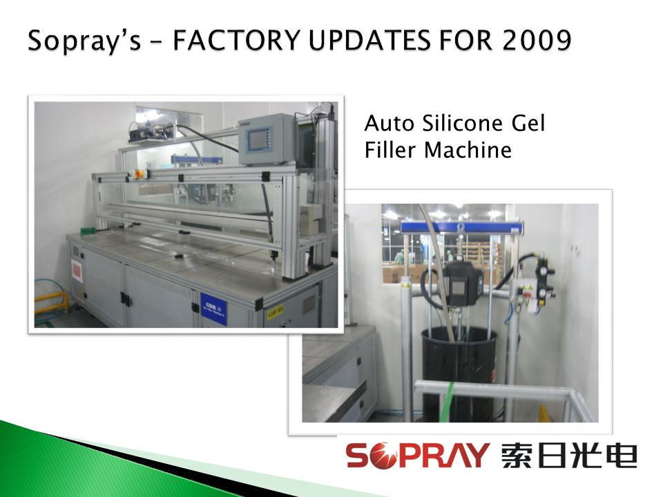 Auto Silicone Gel Filler Machine