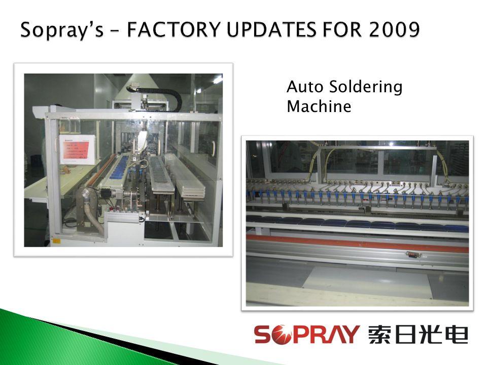 Auto Soldering Machine