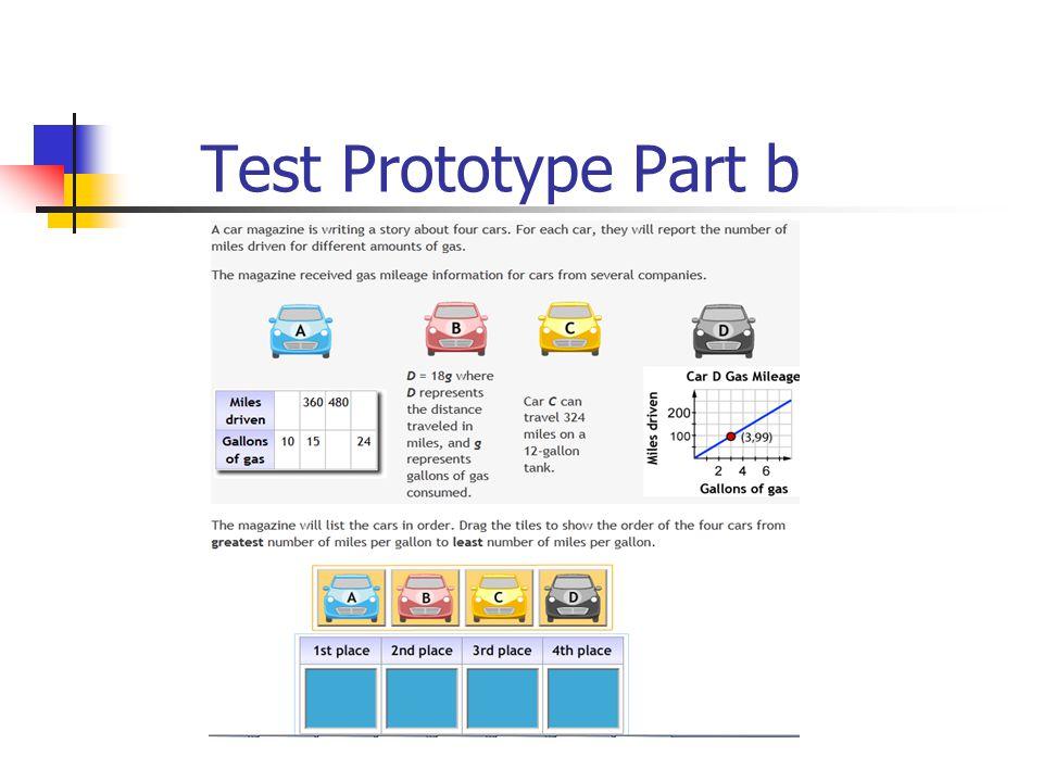 Test Prototype Part b
