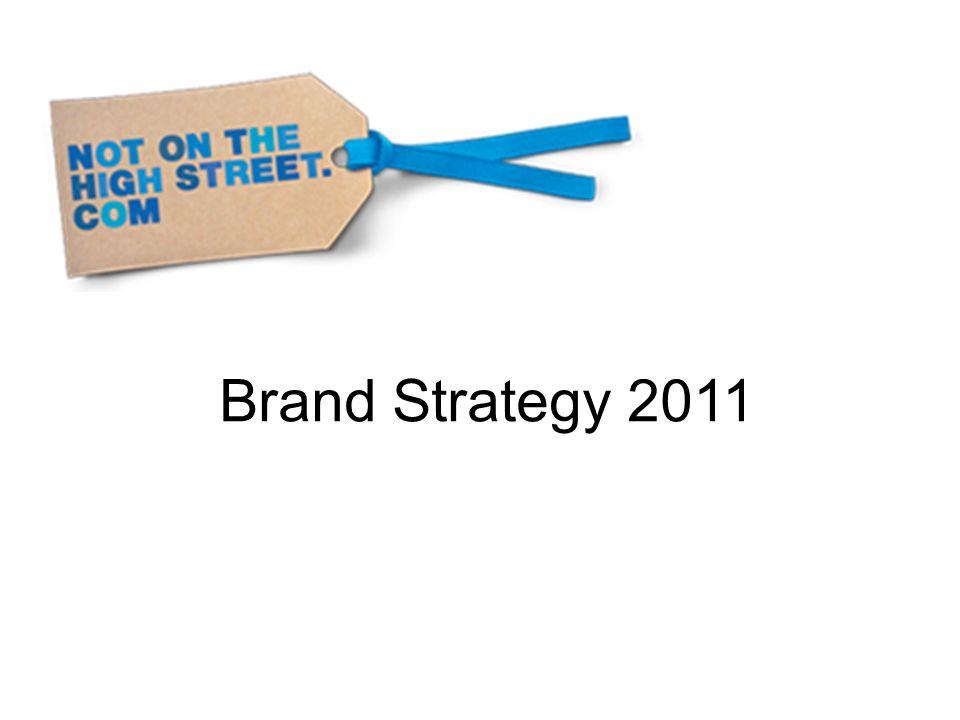 Brand Strategy 2011