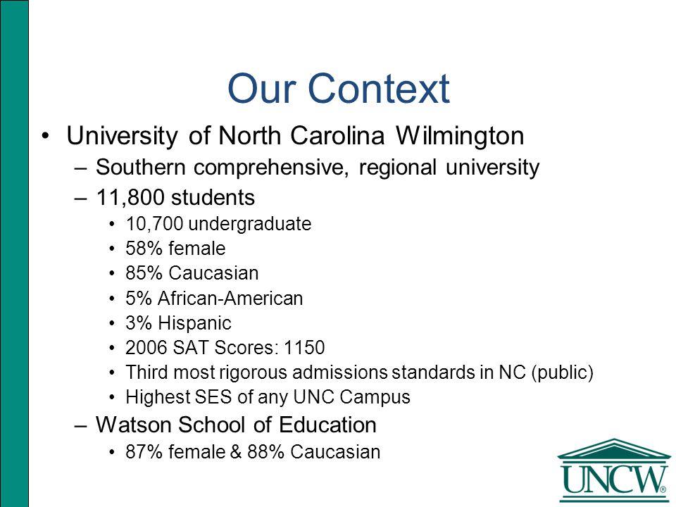 Instrumentation: North Carolina Observation Rubric* Standard 2: Teachers establish a respectful environment for a diverse population of students.