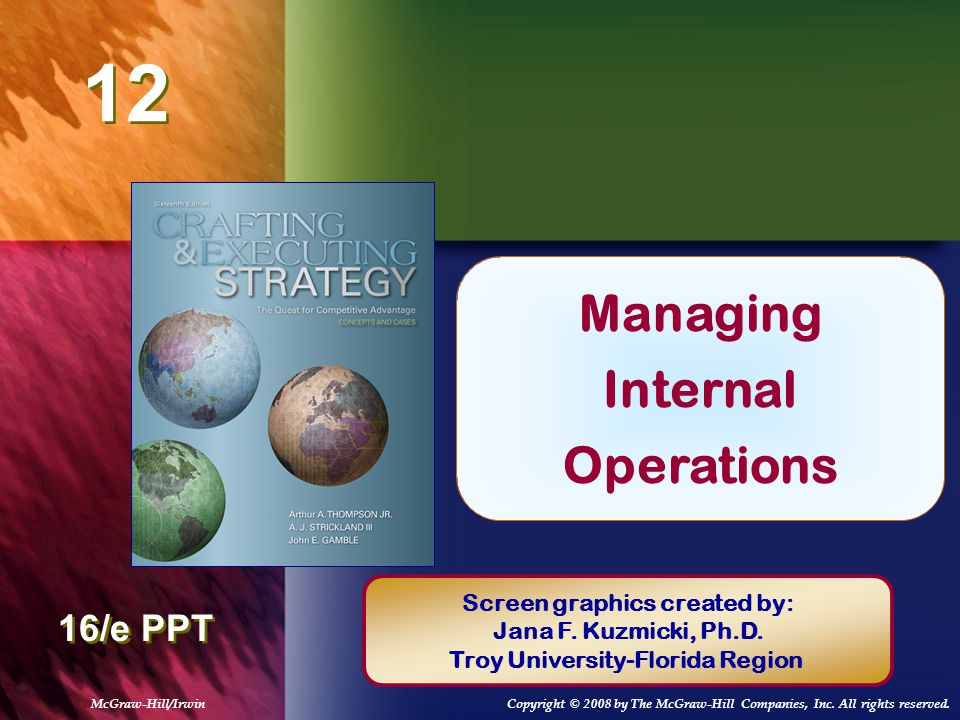 12-32 What Areas Should Information Systems Address.