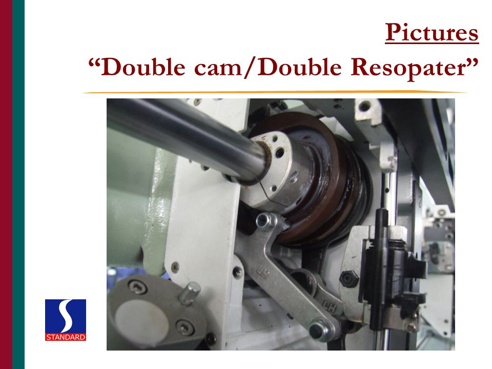 Pictures Double cam/Double Resopater