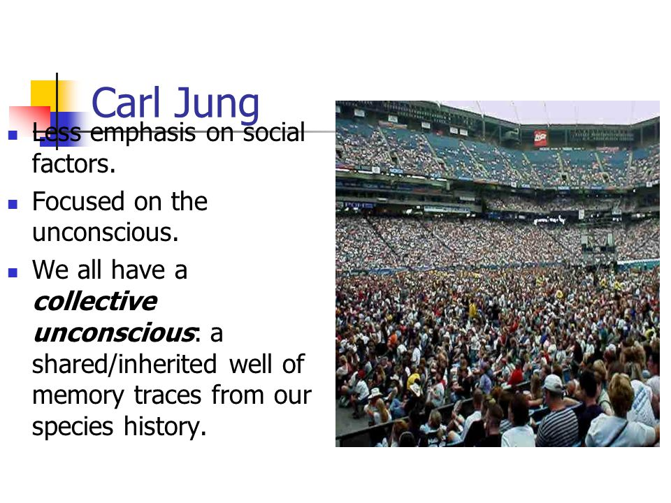 Carl Jung Archetypes – certain symbols/literary characters that we all recognize Ex: wise old man, witches, messiah