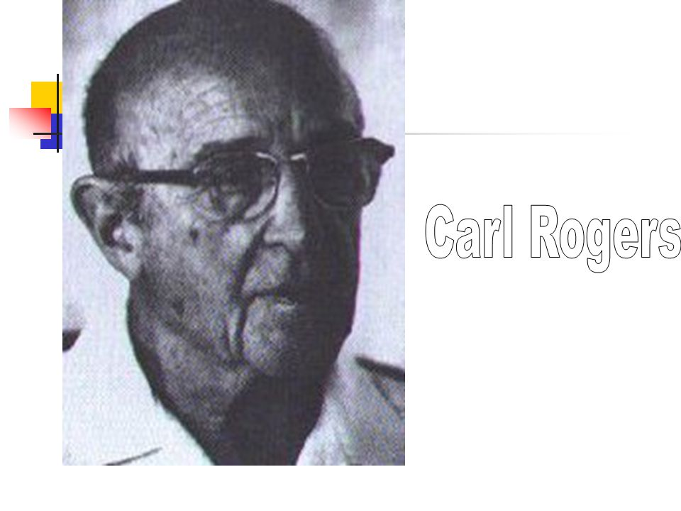 Carl Rogers Congruency – our ideal self needs to match our actual self for us to be a fully functioning person.