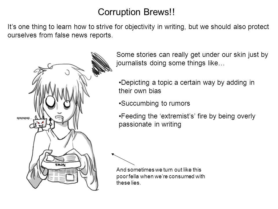 Corruption Brews!.