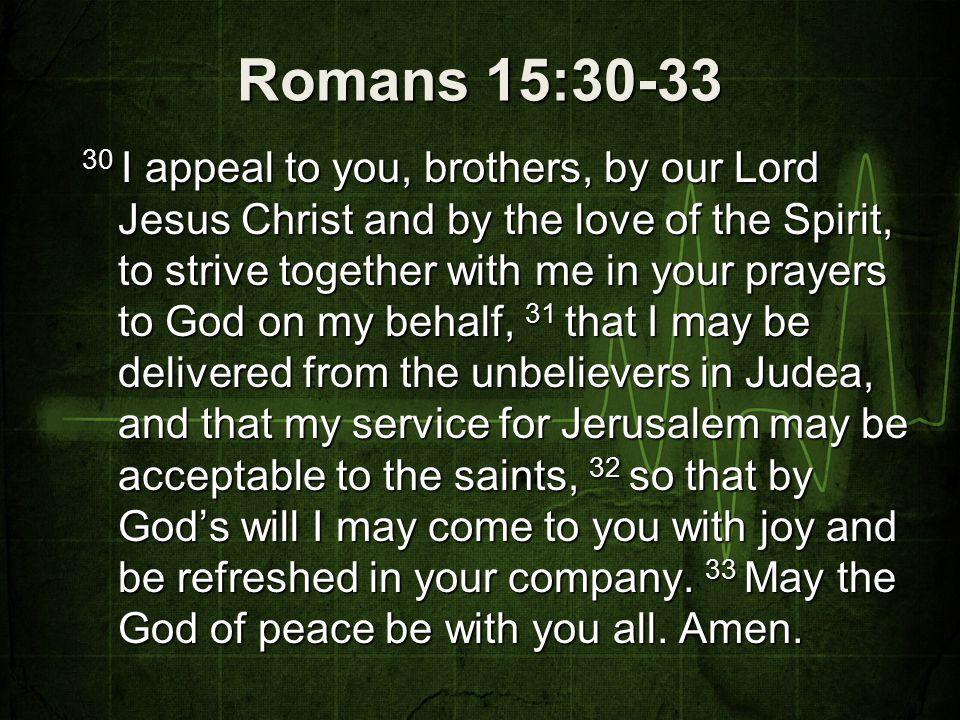 We Must STRIVE Together Strive together to advance the Gospel.Strive together to advance the Gospel.
