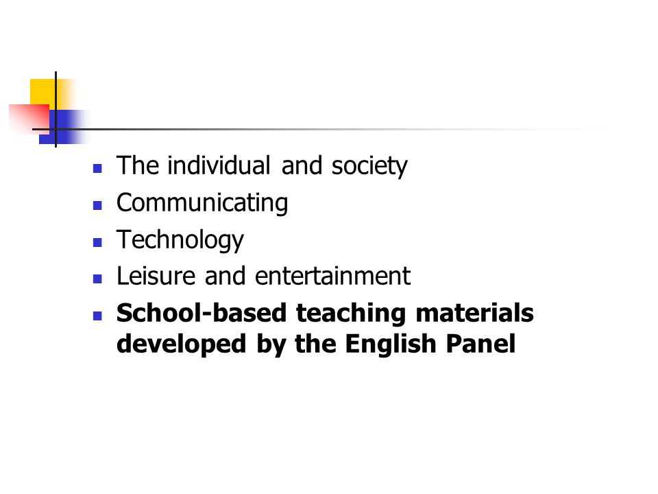 Part to be played by Parents To have a good understanding of the expectations of the school To ensure that students are making good use of their time after school to increase their exposure to the English Language (e.g.