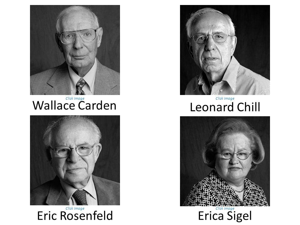 Wallace Carden Eric Rosenfeld Leonard Chill Erica Sigel Click Image