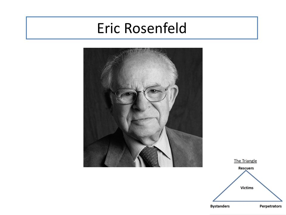 Eric Rosenfeld