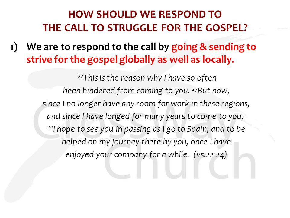 Responding to the Call American society does not talk much about calling anymore.