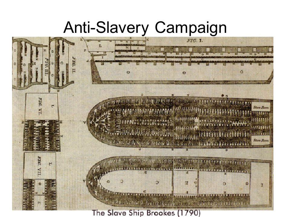 Anti-Slavery Campaign