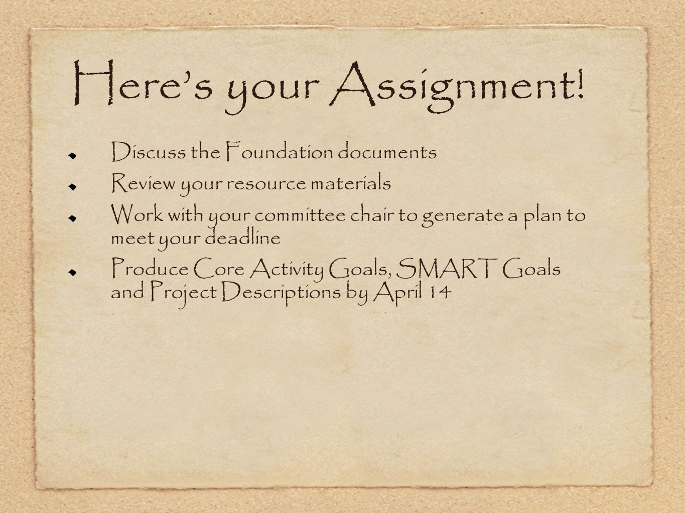 Here's your Assignment.