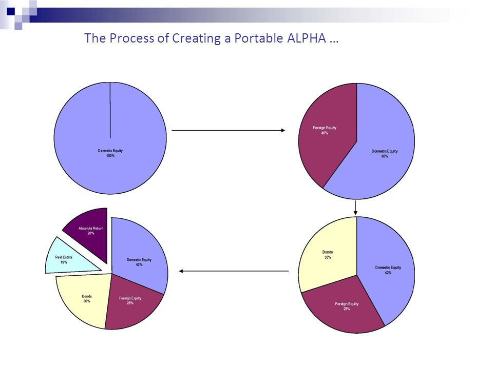 The Process of Creating a Portable ALPHA …