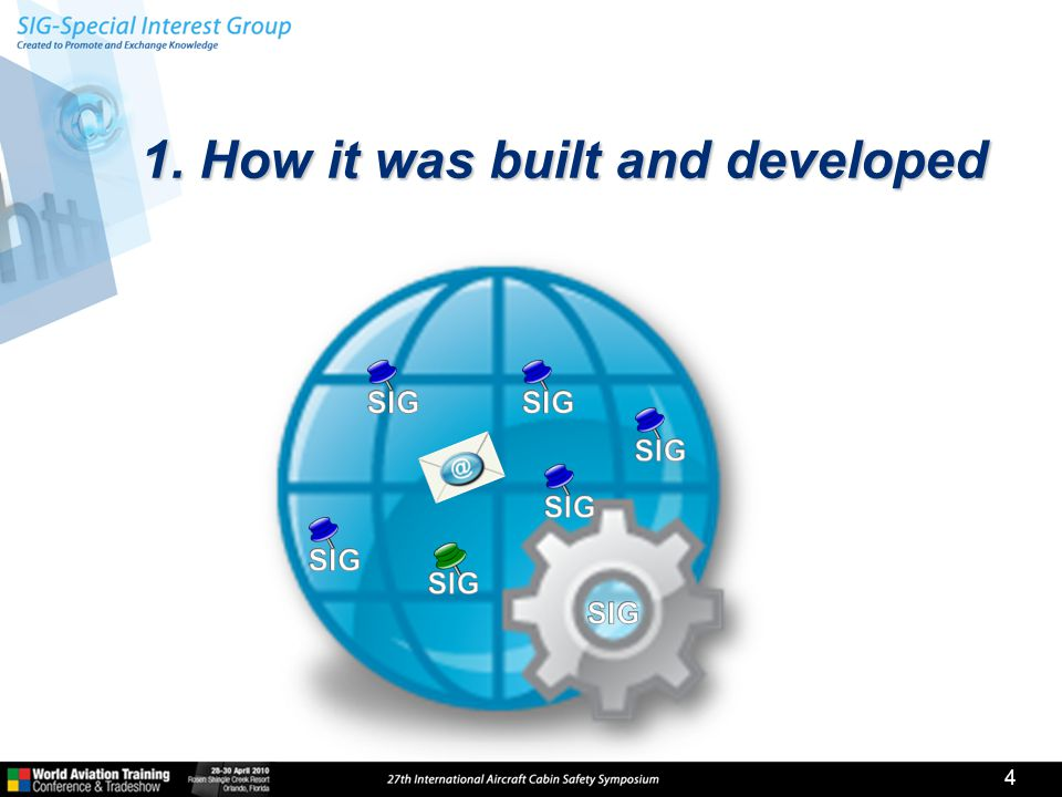 1. How it was built and developed 4