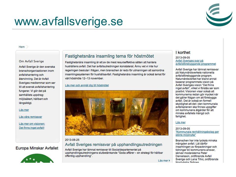 www.avfallsverige.se