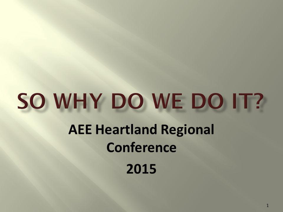 AEE Heartland Regional Conference 2015 1