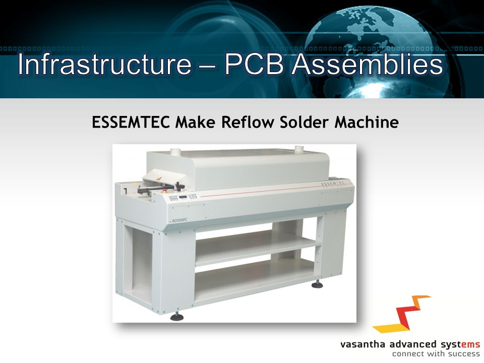 ESSEMTEC Make Reflow Solder Machine
