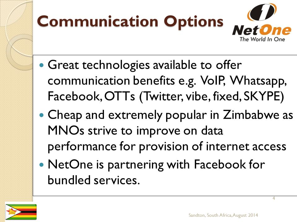 Mobile Penetration and Tele-density in Zimbabwe Highest industry growth rate Market penetration rate of more than 110% 13.5m subscribers in a population of 13.1m Growing optic fibre networks and broadband services Reduced fixed line subscribers now at 370k Internet subscription driven by mobile devices up by 18% to 5.2million in Q1 (POTRAZ) 5Sandton, South Africa, August 2014
