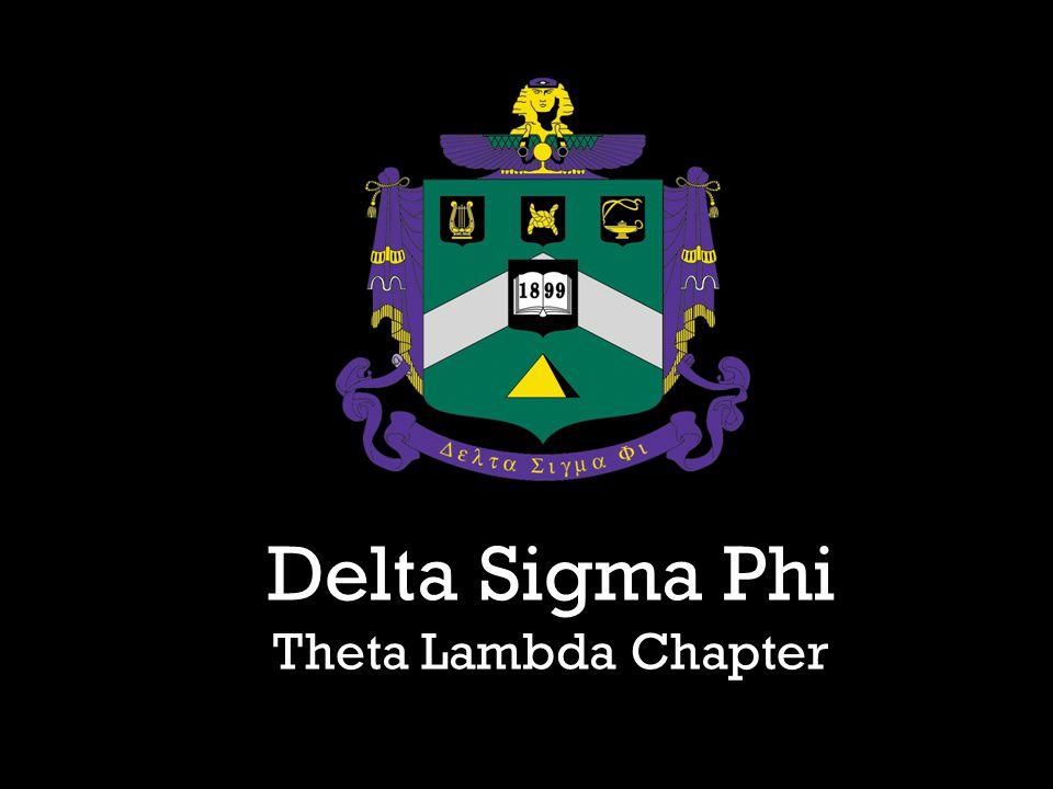 Delta Sigma Phi Theta Lambda Chapter