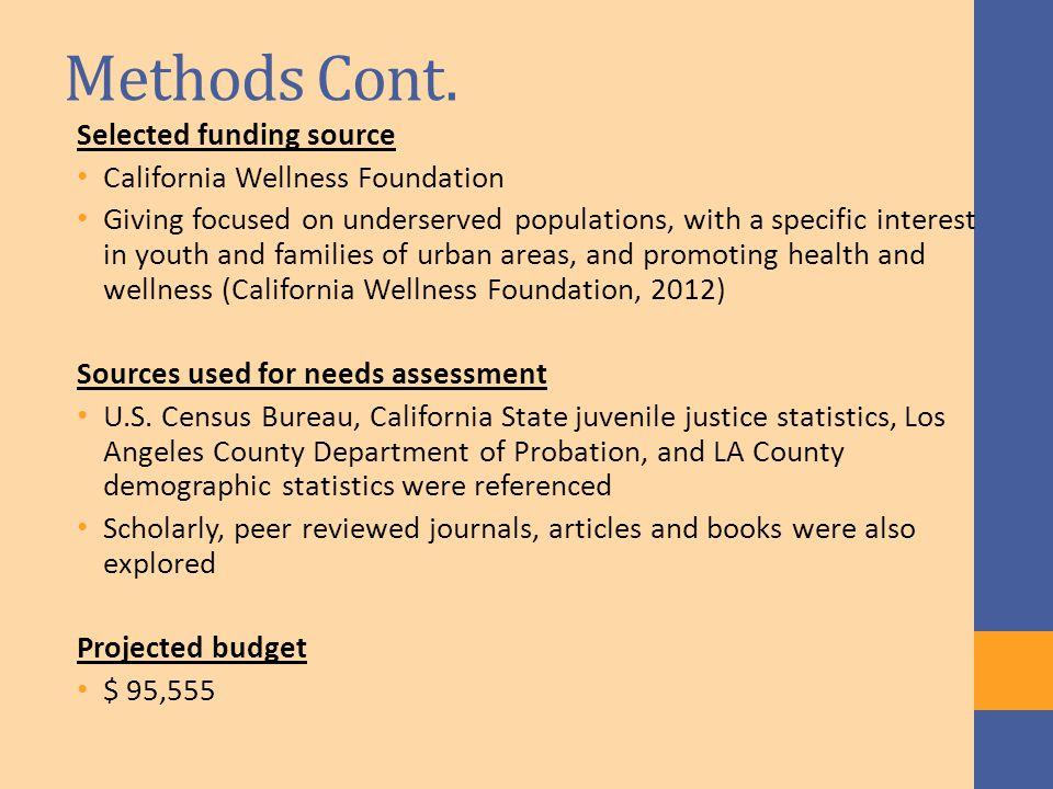 Grant Proposal Program description Ascend aims to decrease juvenile crime rates in Long Beach, California.