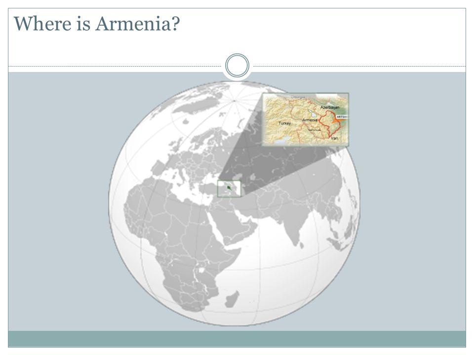 Where is Armenia