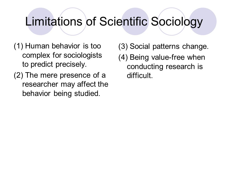 A Second Framework: Interpretive Sociology Max Weber argued that the proper focus of sociology is interpretation.