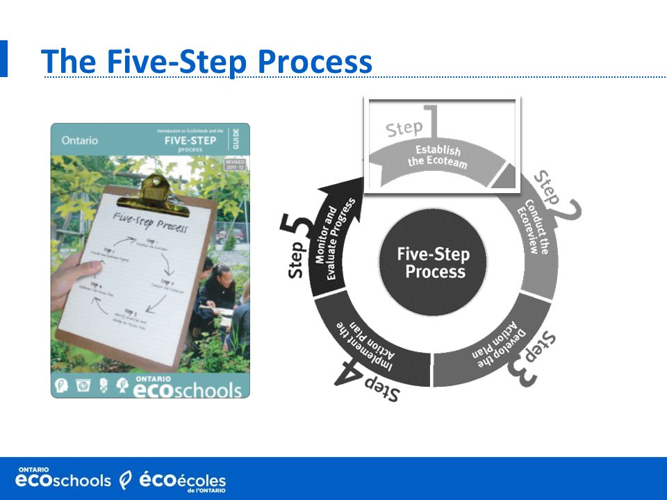 The Five-Step Process
