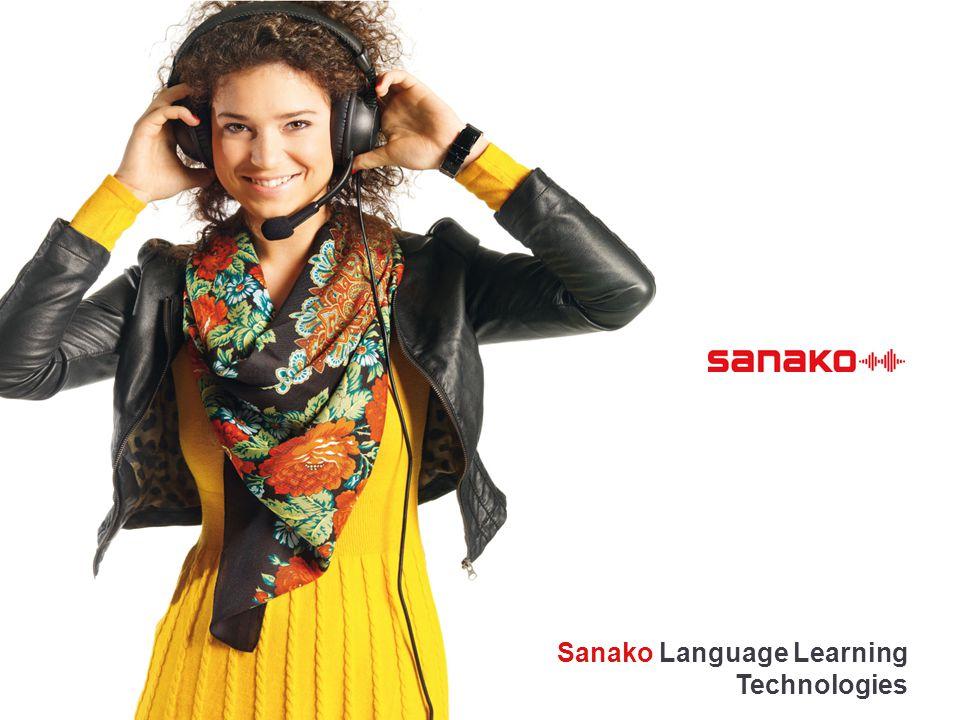 Sanako Language Learning Technologies