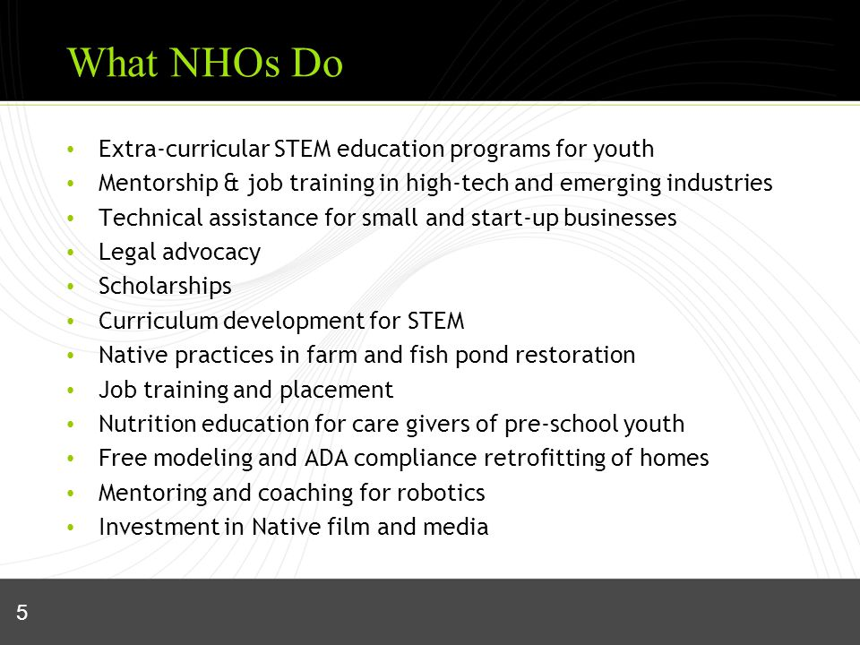 Foundation Overview Non-profit 501(c)3 corporation Activities benefit youth of Hawaii Innovative programs combine leadership, science, technology, and environmental stewardship 6