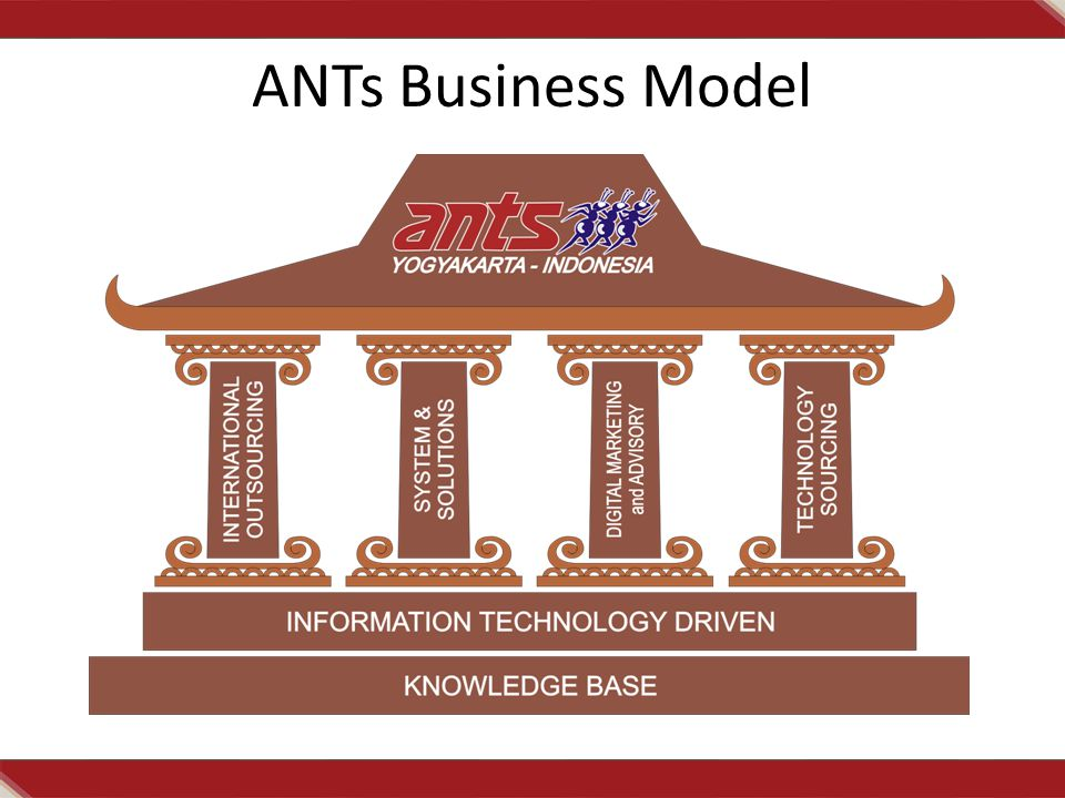 ANTs Business Model