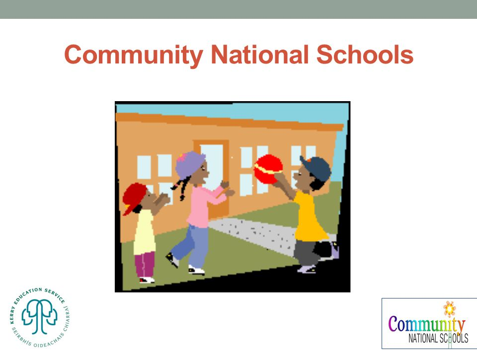 Community National Schools