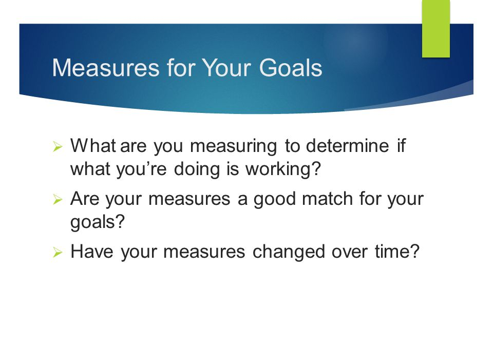 What Measures.Indicators Assessed. Indicators Planned.