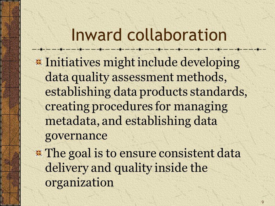 20 Data administration vs.