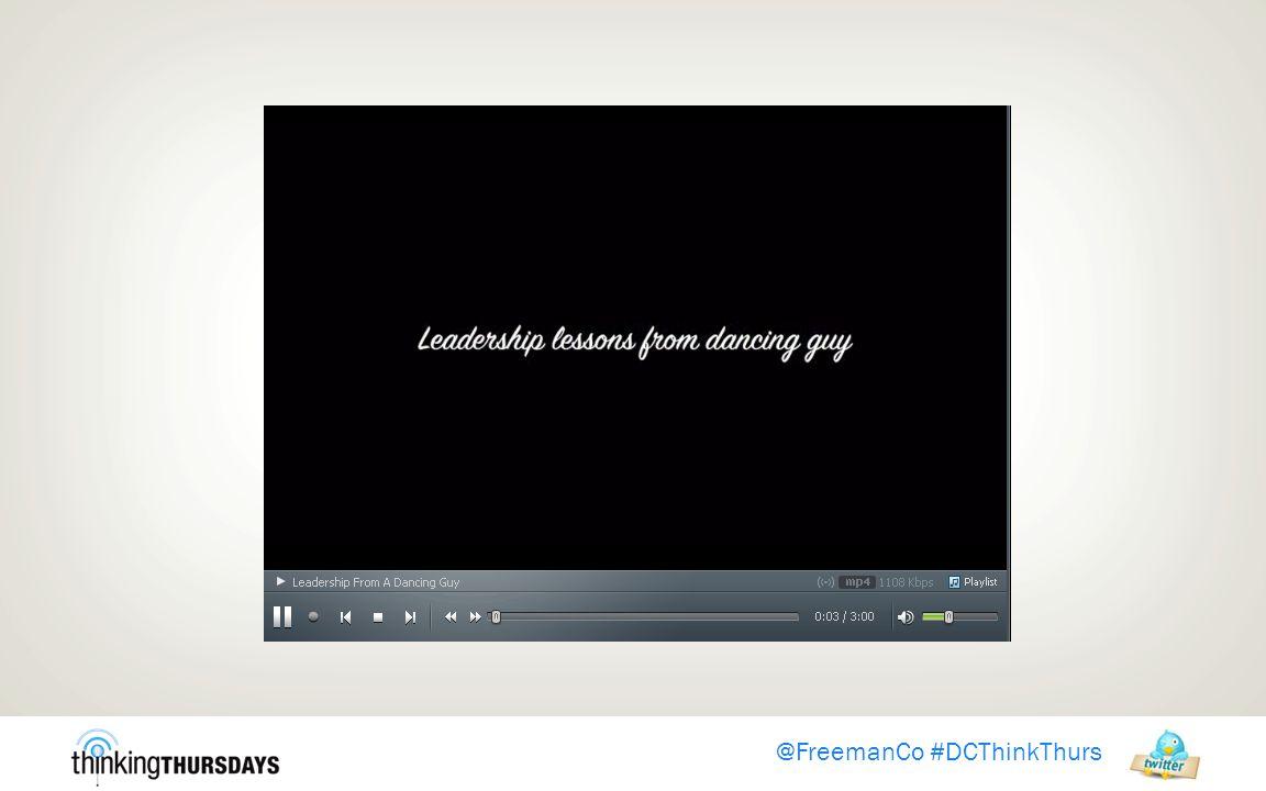 @FreemanCo #DCThinkThurs