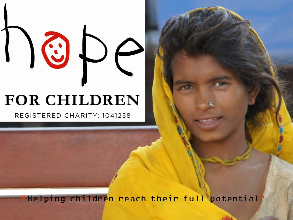 Helping children reach their full potential