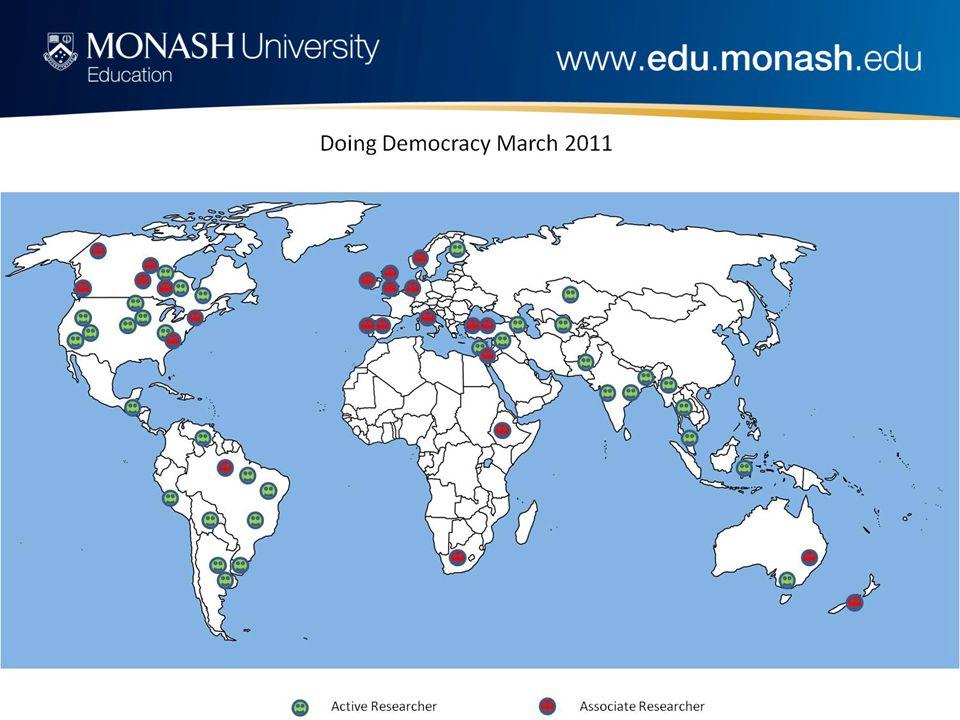 Findings: US 'democracy'
