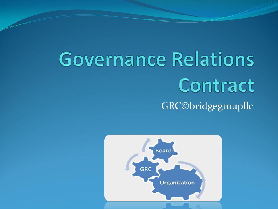 GRC©bridgegroupllc