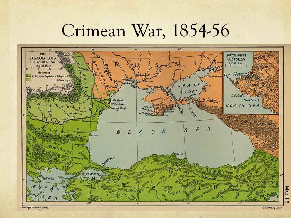 Crimean War, 1854-56