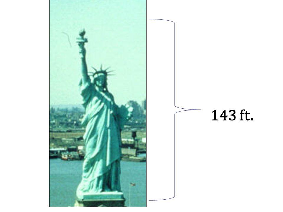 143 ft.