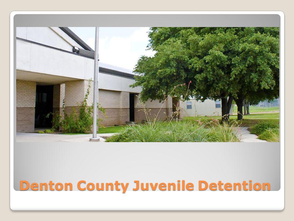Denton County Juvenile Detention