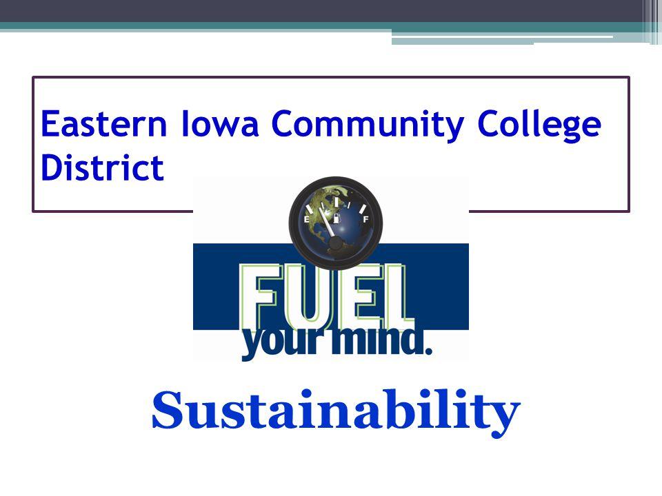 Eastern Iowa Community College District Sustainability
