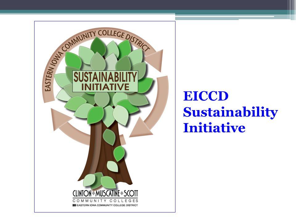 EICCD Sustainability Initiative
