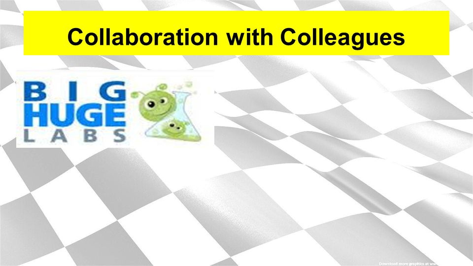 Collaboration with Colleagues