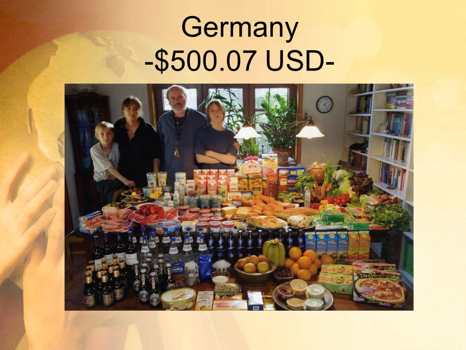 Germany -$500.07 USD-