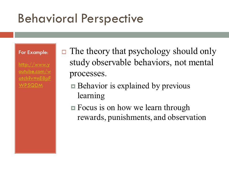 Introduction To Psychology - ppt video online download
