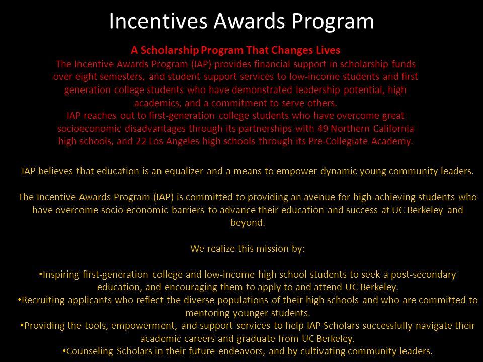 The UC Berkeley McNair Scholars Program What is the Ronald E.